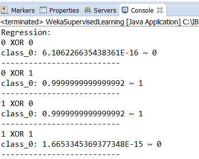 weka-regression-results